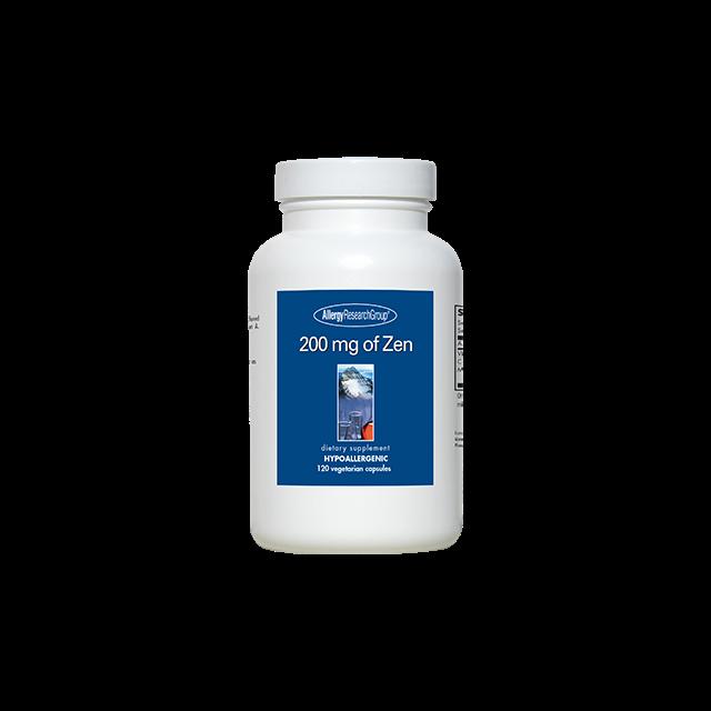 200 mg of Zen 60