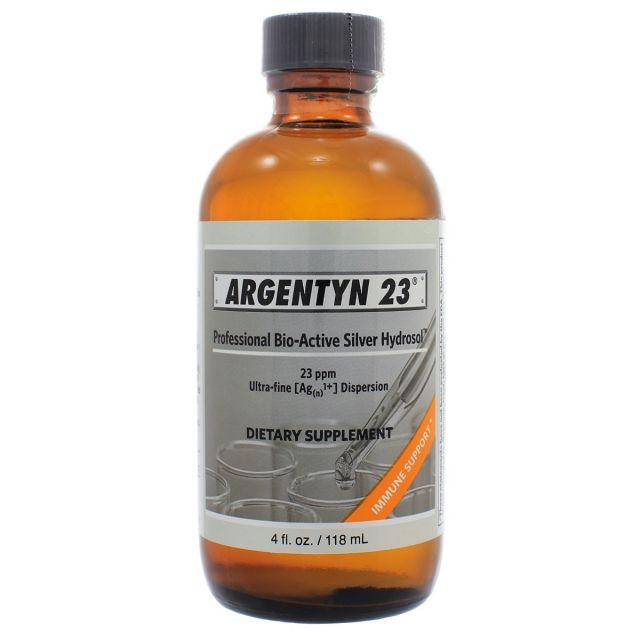 Argentyn 23 Liquid 4 oz