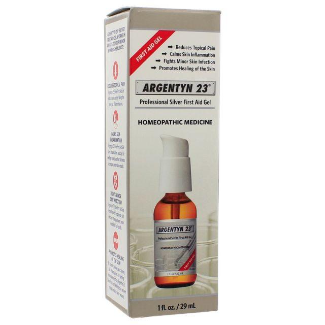 Argentyn 23 Professional First Aid Gel