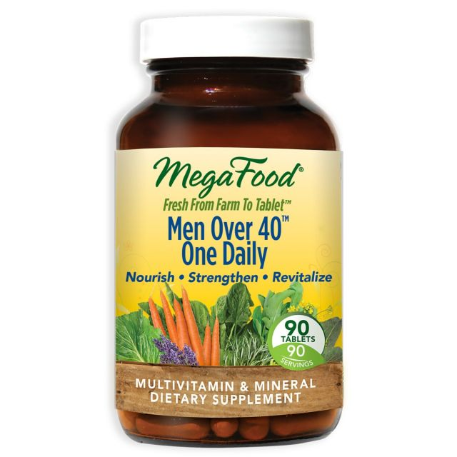 Men Over 40 One Daily 90