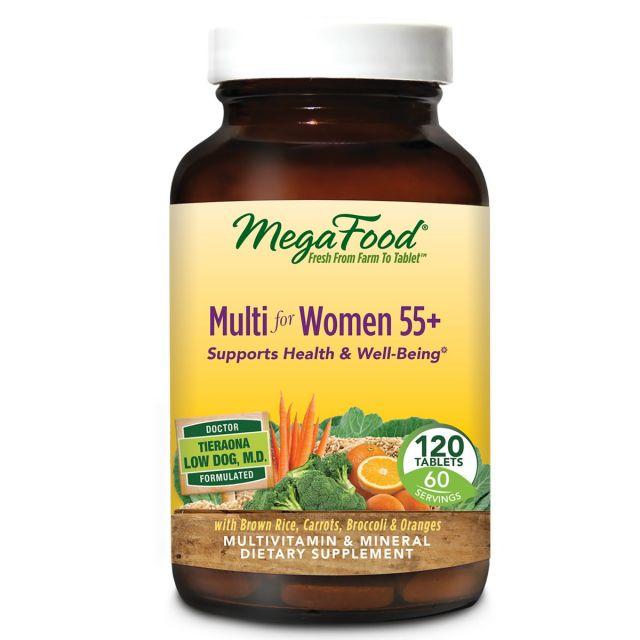 Multi for Women 55+ 120