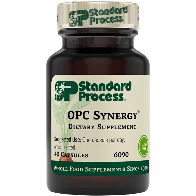 OPC Synergy 40 caps Standard Process