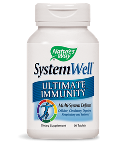 SystemWell Ultimate Immunity 90 tabs Nature's Way