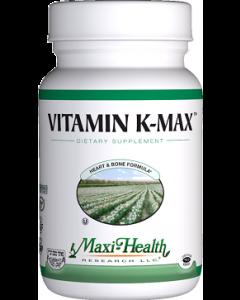 Vitamin K Max 120 caps by Maxi Health