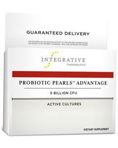 Probiotic Pearls Advantage 60 caps by Integrative Therapeutics