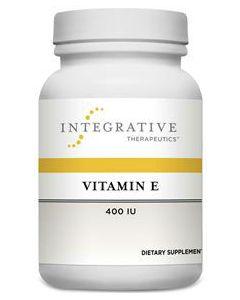 Vitamin E 400 IU 60 sgels by Integrative Therapeutics