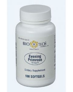 Evening Primrose (Omega-6) 100 softgels by Bio-Tech