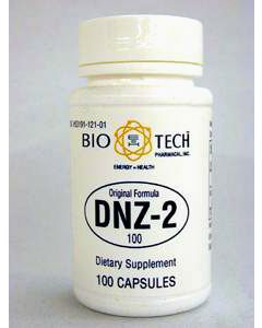 DNZ-2 100mg 100 caps by Bio-Tech
