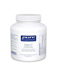 Ester-C & Flavonoids 90 Pure Encapsulations