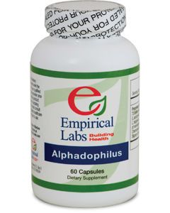 Alphadophilus 50 Billion 60 caps Empirical Labs