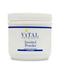 Inositol Powder 8oz by Vital Nutrients