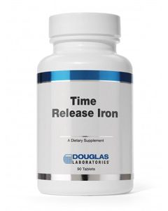 Timed Released Iron 90 tabs Douglas Labs