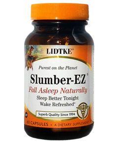 Slumber-EZ 60 caps Lidtke