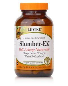 Slumber-EZ 120 caps Lidtke
