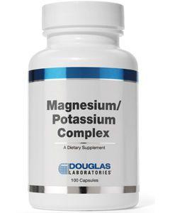Magnesium / Potassium Complex 100 caps Douglas Labs