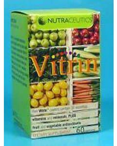 Vitrin 60 tabs by Nutraceutics