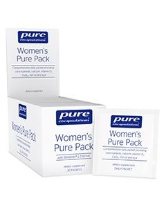 Women Pure Pack 30 packets Pure Encapsulations