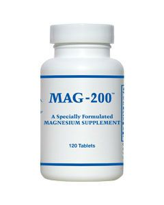 MAG-200 120 tabs by Optimox