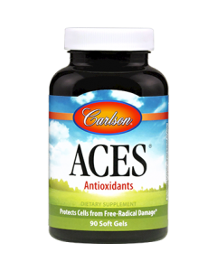 ACES Antioxidant 90 sgels Carlson