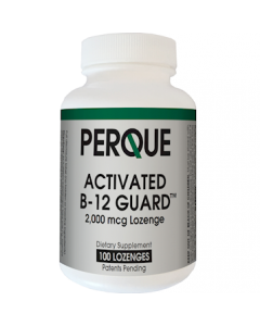 Activated B-12 Guard 2000 mcg 100 loz Perque