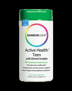 Active Health Teen Multivitamin 90 tabs Rainbow Light Nutrition