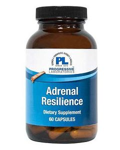 Adrenal Resilience 60 vcaps Progressive Labs