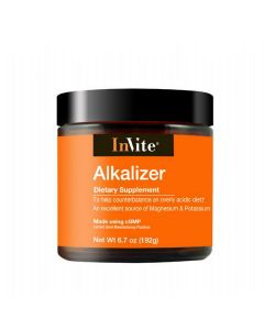Alkalizer Powder 6.7oz (192g) by Invite Health