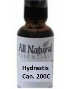 Hydrastis  Can. 200C by All Natural Essentials