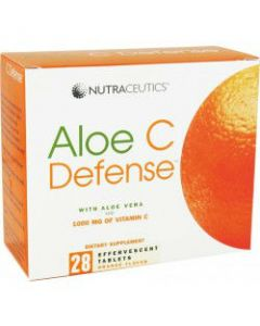 Aloe C Defense 28 tabs by Nutraceutics