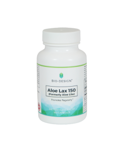 Aloe Lax 150mg (formerly Aloe Lite) 180 caps by BioDesign