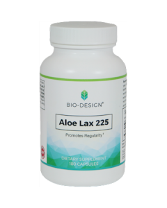 Aloe Lax 225 mg (formerly Aloe Lite) 180 caps by BioDesign