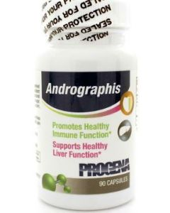 Andrographis 200mg 90 caps by Progena
