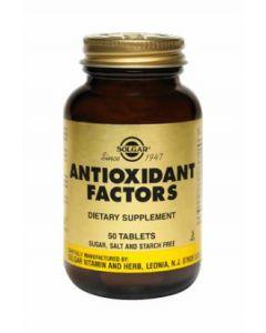 Antioxidant Factors 50 Tablets by Solgar