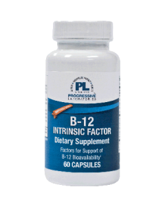 B-12 Intrinsic Factor 60 caps Progressive Labs