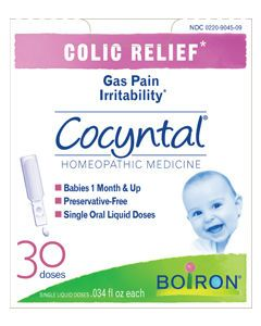 Cocyntal 30 Liquid Unit Doses Boiron