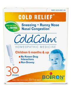 Coldcalm Liquid 30 Doses by Boiron