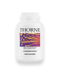 BioMins 120 vcaps Thorne Research