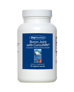 Boron Joint with CurcuWin 90 vcaps Allergy Research Group