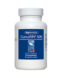 CurcuWIN 500 60 vcaps Allergy Research Group