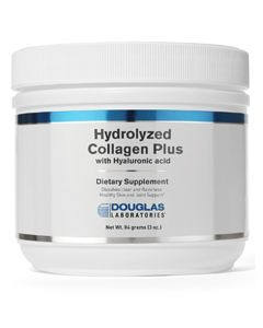 Hydrolyzed Collagen Plus with Hyaluronic Acid 3 oz Douglas Labs