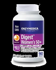 Digest Women's 50+ 90caps by Enzymedica
