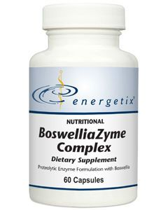 BoswelliaZyme Complex 60 caps by Energetix