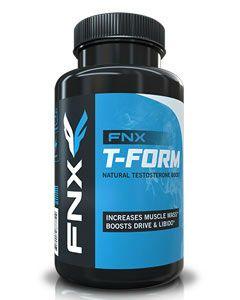 T-Form 90 caps by Fenix Nutrition