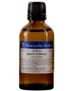 Ferrum Phosphoricum - Dilution Potency: 13x 50ml Alcohol: 20% by Washington Homeopathic