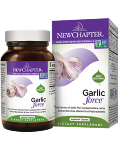 Garlic Force 30 lvcaps New Chapter