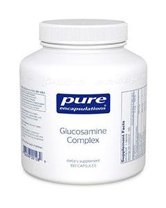Glucosamine Complex 180 Pure Encapsulations