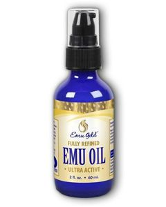 Emu Oil, Pure Grade Ultra 2 oz by Heritage