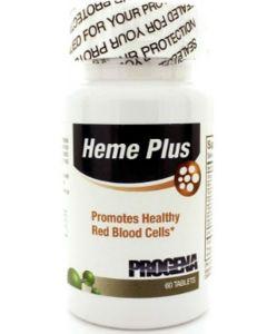 Heme Plus 60 tabs by Progena