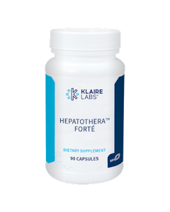 HepatoThera Forté 90 caps (formerly ProThera) Klaire Labs