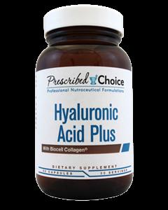 Hyaluronic Acid Plus 90caps Prescribed Choice